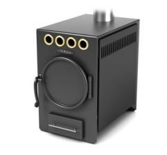 Отопительная печь Нормаль-2 Турбо антрацит ТВ