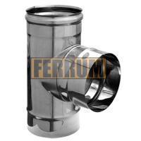 Элементы одностенного дымохода Ferrum